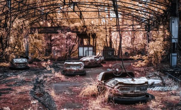 Знакомимся с Чернобылем