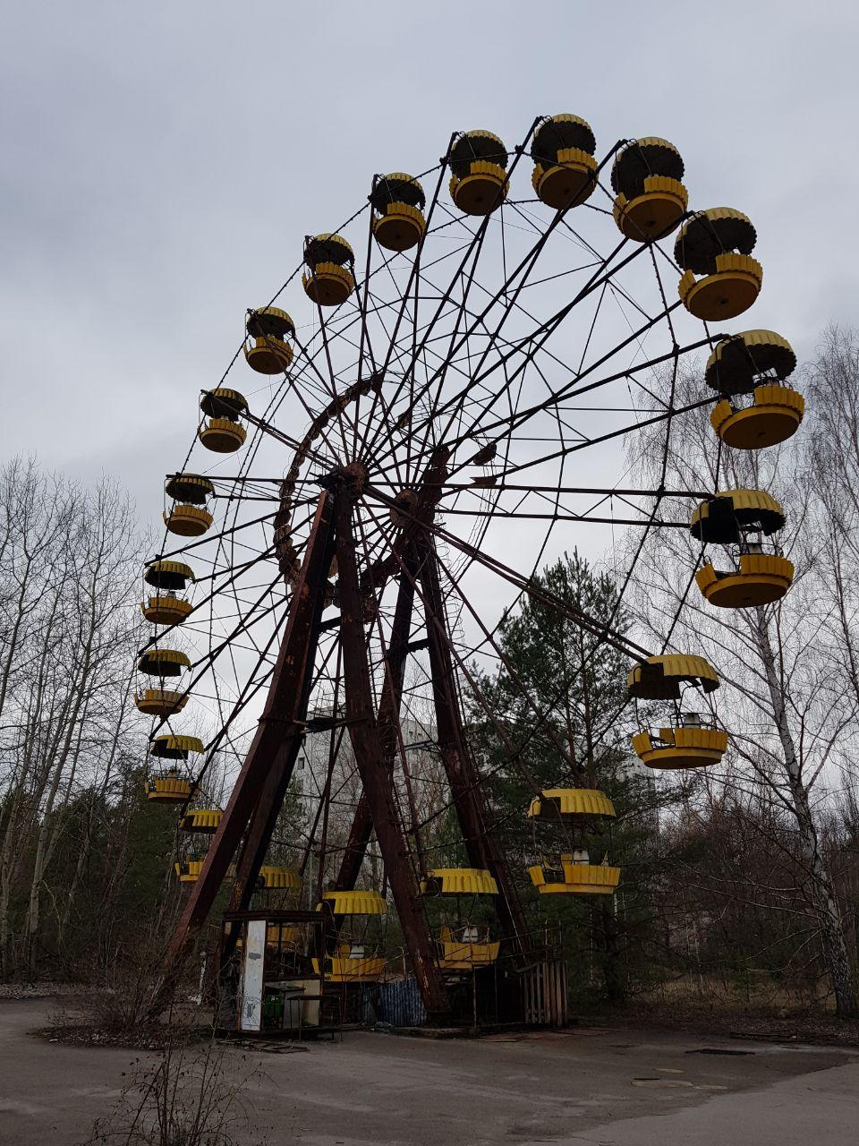 realchernobyl tour